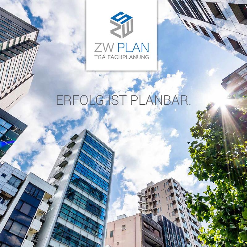 Broschüre: ZW Plan